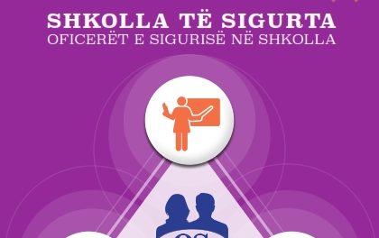 Oficerët e Sigurisë në shkolla-Broshurë për nxënësit