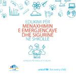 Edukimi për Menaxhimin e Emergjencave dhe Sigurinë në Shkollë