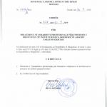 Standartet profesionale per formimin e drejtuesve te institucioneve arsimore