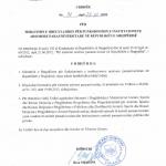Udhër Nr. 31, datë 28.01.2020 – Rregullore për IAP