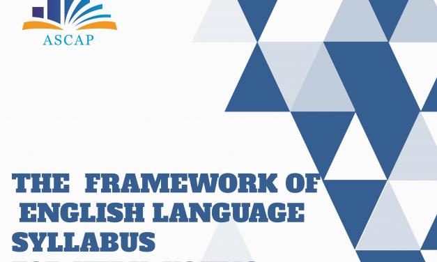 """Lënda """"Gjuhë Angleze"""" për Klasat Përgatitore të Arsimit Parashkollor"""