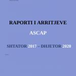 Raporti i arritjeve 2017-2020