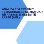 Analiza e Vlerësimit të Kurrikulës së Zbatuar në Arsimin e Mesëm të Lartë (AML)